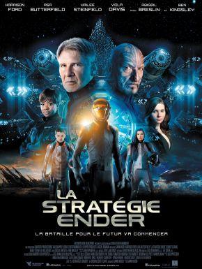 La Stratégie Ender DVD et Blu-Ray