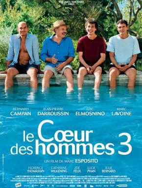 Sortie DVD Le Cœur Des Hommes 3