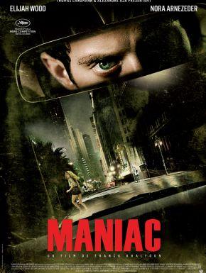 sortie dvd  Maniac