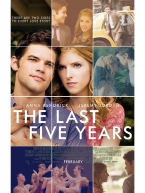 DVD The Last Five Years