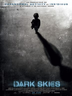 Sortie DVD Dark Skies