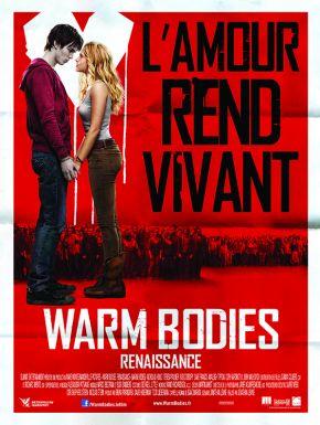 DVD Warm Bodies