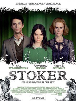 Jaquette dvd Stoker