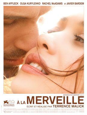 Jaquette dvd A La Merveille