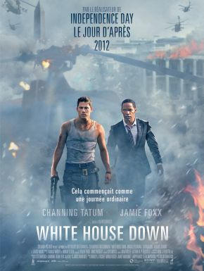 White House Down DVD et Blu-Ray