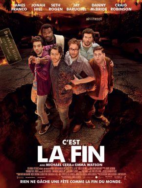 Sortie DVD C'est La Fin
