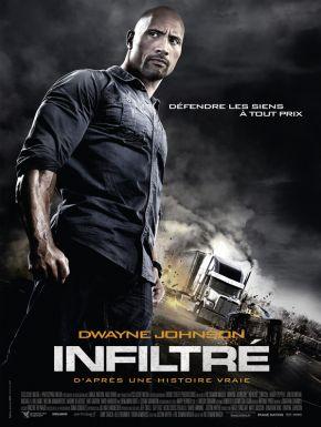 Jaquette dvd Infiltré