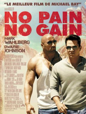 No Pain No Gain DVD et Blu-Ray