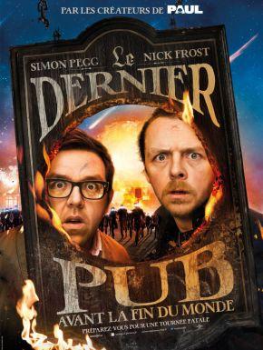 DVD Le Dernier Pub Avant La Fin Du Monde