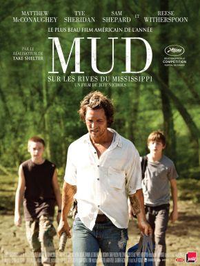 DVD Mud - Sur Les Rives Du Mississippi