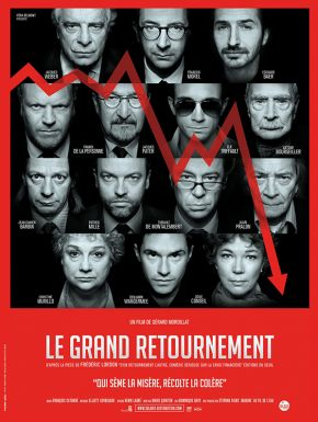 DVD Le Grand Retournement