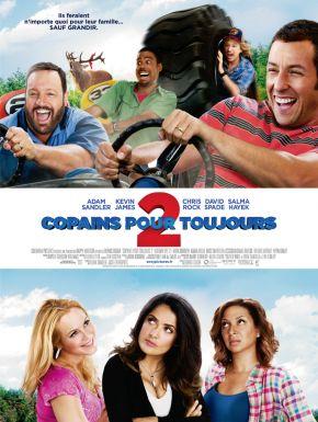 Sortie DVD Copains Pour Toujours 2