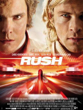 Sortie DVD Rush
