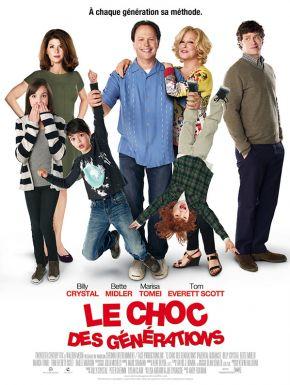 Jaquette dvd Le Choc Des Générations