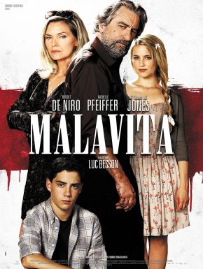 Malavita DVD et Blu-Ray