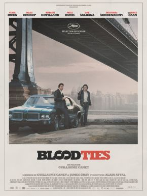 Sortie DVD Blood Ties