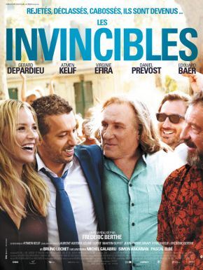 DVD Les Invincibles