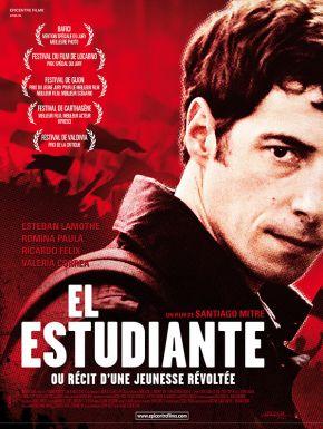 DVD El Estudiante Ou Récit D'une Jeunesse Révoltée