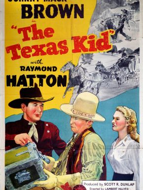 sortie dvd  The Kid From Texas