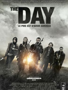 Jaquette dvd The Day