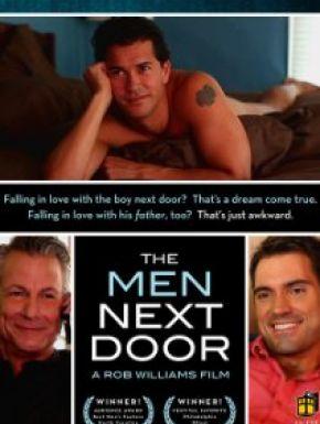 Jaquette dvd The Men Next Door