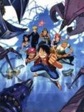 DVD One Piece - Film 7 : Le Soldat Mécanique Géant Du Château Karakuri