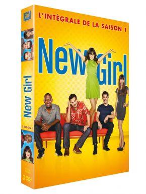 sortie dvd  New Girl, Saison 1