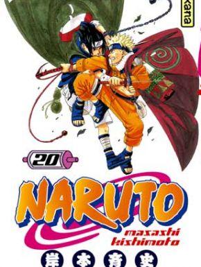 Jaquette dvd Naruto Shippuden Vol.20