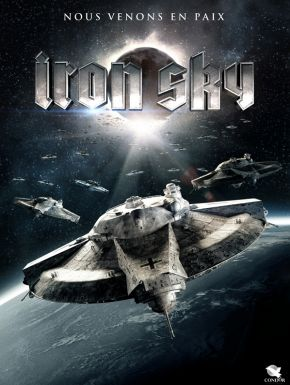 Jaquette dvd Iron Sky