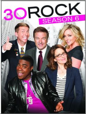 DVD 30 Rock - Saison 6