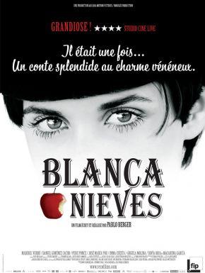 Jaquette dvd Blancanieves