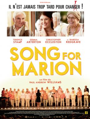 Sortie DVD Song For Marion