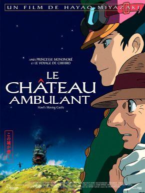 DVD Le Château Ambulant