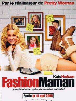 Fashion Maman DVD et Blu-Ray