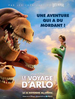 DVD Le Voyage D'Arlo