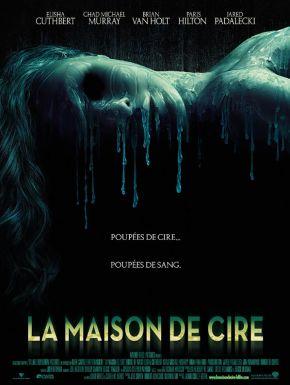 Jaquette dvd La Maison De Cire
