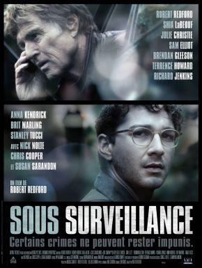Sous Surveillance DVD et Blu-Ray
