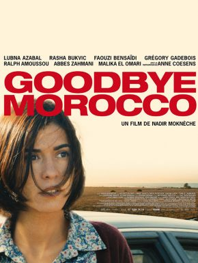 DVD Goodbye Morocco