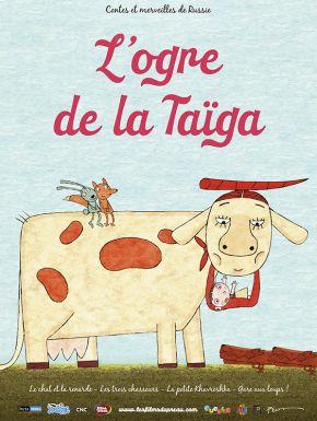 Jaquette dvd L'Ogre De La Taïga