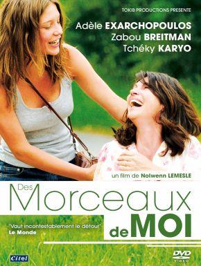 DVD Des Morceaux De Moi