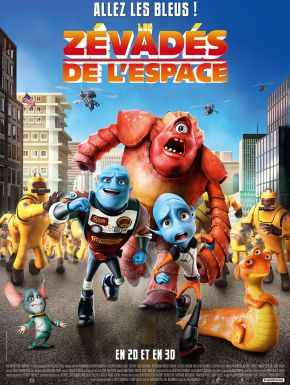 Sortie DVD Escape From Planet Earth