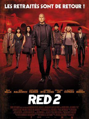 Sortie DVD Red 2