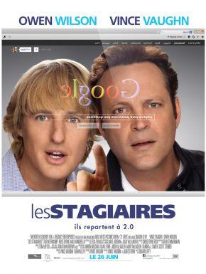 Les Stagiaires DVD et Blu-Ray