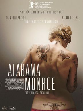 Alabama Monroe DVD et Blu-Ray