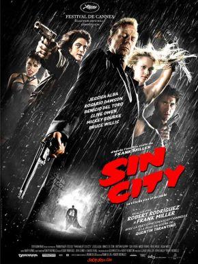 Sortie DVD Sin City