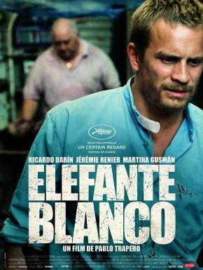 Jaquette dvd Elefante Blanco