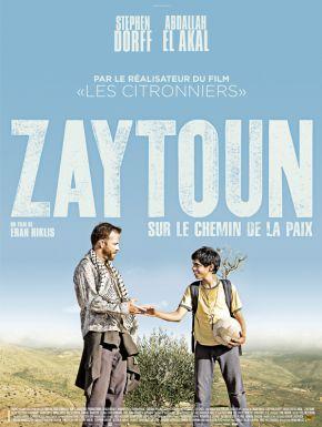 Zaytoun DVD et Blu-Ray