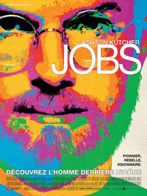 sortie dvd  JOBS