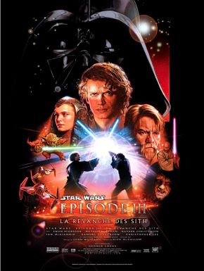 DVD Star Wars : Episode III - La Revanche Des Sith