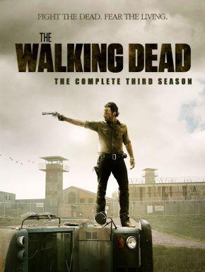 DVD The Walking Dead - Saison 3